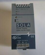 Sola Sdn 10 24 100c Emerson Power Supply