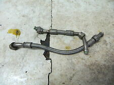 12 Ducati Streetfighter S 848 Oil Lines Hoses