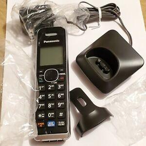 Panasonic KX-TGA680 Extra Handset / Charger Base & Holster Brand New Never Used