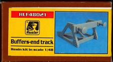 Hauler Models 1/48 RAILROAD BUMPER BUFFER END TRACK Resin Kit
