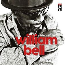 This Is Where I Live [LP] by William Bell (Vinyl, Jun-2016, Stax)