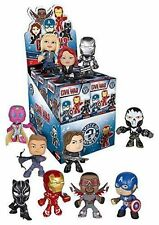 Case of 12 Funko Captain America Civil War Mystery Minis Vinyl Figures Marvel