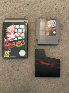 Nintendo Entertainment System NES - Super Mario Bros Boxed