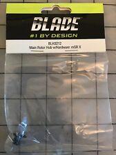 Blade Main Rotor Hub W/Hardware BLADE MSRX MEGA REDUCTION
