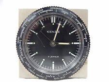 Schöne 70´s Design KIENZLE Schreibtisch Uhr mit Weckfunktion 7 Jewels