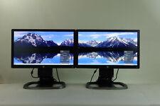 """HP EliteDisplay E232 23"""" Monitor IPS LED Backlight 1920x1080 60Hz 96PPI LOTof(2)"""