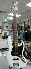 1997 Fender Jazz Bass Deluxe Active 5 String MIM Rio Grande Pickup Soft Case