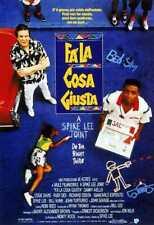 FA LA COSA GIUSTA  DVD COMICO-COMMEDIA