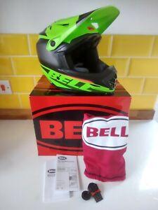 BELL 9 Fusion MIPS MTB Full Face Helmet Mountain Bike | Brand New Box Open