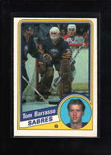 1984-85 O-PEE-CHEE #18 TOM BARRASSO ROOKIE RC NM F2346