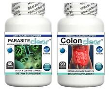 Parasite Cleanser Detox Colon Liver Cleanse Flush Cleaner Digestive System Aid 2