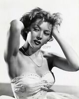 "GLORIA GRAHAME IN THE FILM ""THE BIG HEAT"" - 8X10 PUBLICITY PHOTO (AZ762)"