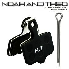 N&T SRAM Level Level T Level TL Semi Metallic Disc Brake Pads