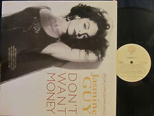 "► Jasmine Guy - 12"" Don't Want Money  (of ""A Different World"" & ""Dead Like Me"")"