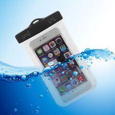 Custodia sacchetto waterproof impermeabile sabbia acqua per iPhone 6 Plus 5.5