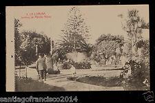 2113.-LA CORUÑA -3 Jardines de Méndez Núñez.
