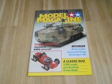 MODEL MAGAZINE INTERNATIONAL TAMIYA - N. 12 - WINTER 1987