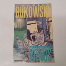 A Couple of Winos Charles Bukowski Matthias Schulthesis Fantagraphics Press 1991
