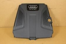 Audi Q7 4M TDI e-tron Abdeckung Motorraum Motorabdeckung Verkleidung 4M0133849D