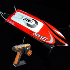 M455 Millet Fiber Glass RC Racing Boat 3100KV Motor Electric 40A ESC RTR Battery