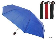 KS Brands UU0200 Umberella Supermini Handbag Size Brolly Blue Red Green Assorted