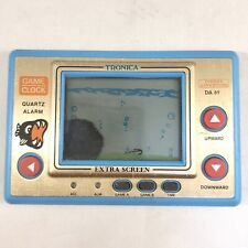 Game Clock - No Nintendo Game & Watch - Tronica Divers Adventure LCD Game