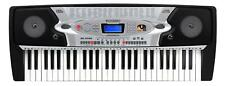 DIGITAL 54 KEYS KEYBOARD BEGINNER E-PIANO TEACHING PIANO 100 SOUNDS AND RHYTHMS