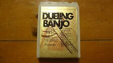 Dueling Banjo Eight track tape