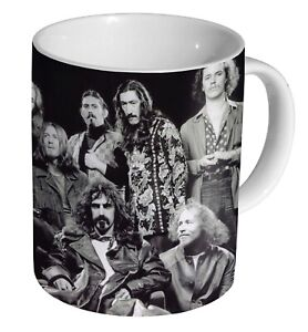 Frank Zappa Mothers Of Invention BW - Coffee Mug / Tea Cup