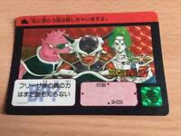 Carte Dragon Ball Z DBZ Carddass Hondan Part 91' #148 Prisme 1991 MADE IN JAPAN