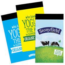 200 Custom Full Color Imprint Bound Flip Notepads, Your Logo, Company Info