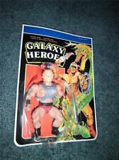 Galaxy Heroes -Pty Ears - 80' - Carded - Warriors - Rare - Excellent Carded Toy