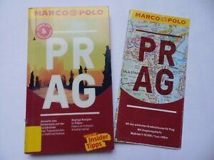 PRAG Marco Polo Reiseführer Karlsbrücke Hradschin Altstadt Teinkir 9783829728751