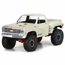 Pro-Line 1978 Chevy K-10 313mm WB Crawler Clear Body For RC SCX10 TRX-4 #3522-00