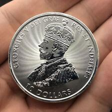 2020 Canada 2oz Royal Canadian Mounted Police RCMP Silver Bullion Coin .9999
