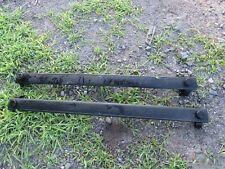 06-10 Jeep Commander - Pair Set of Roof Luggage Rack Cross Bars Rails Mopar OEM