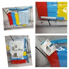 Math Building Blocks Learn And Play Kids Fun Learning Dry Marker And Eraser