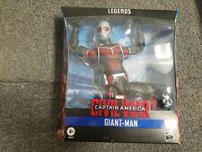 Marvel Legends GIANT-MAN Exclusive 10-Inch Premium Action Figure Hasbro Ant BAF