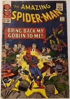 Amazing Spider-Man #27 Green Goblin App. Aug 1965 - SOLID Mid Grade NICE+++!!!