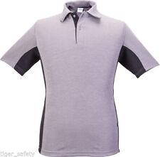 Camisetas de hombre de manga corta de poliéster talla S