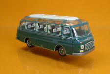 Brekina 56024 Setra S 6 Omnibus - wasserblau/türkisblau - TD