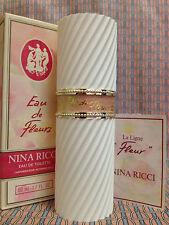 Vintage 1980s Eau de Fleurs 1.7 oz 50 ml Eau de Toilette Nina Ricci OLD FORMULA
