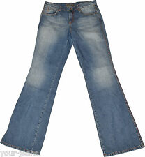 Esprit Jeans Taille 36 Regular Bootcut vintage aspect use