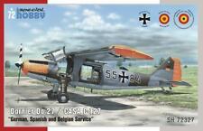 "Special Hobby 1/72 Dornier Do-27/CASA C-127 ""German, Spanish & Belgian Service"""