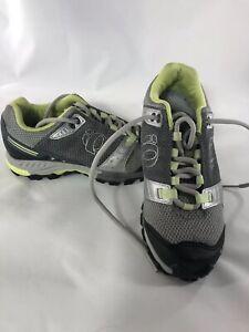 Pearl Izumi Womens Green Sneakers X-alp Seek IV Euro 39 US 7.5/8