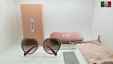 MIU MIU NOIR SMU54R colore U6H5P1 occhiale da sole da donna TOP ICON OTT16