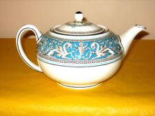 Green Teapot Wedgwood Porcelain & China