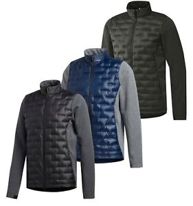 Adidas Golf Frostguard Jacket Quilted Padded Winter Jacket RRP£130 - ALL SIZES