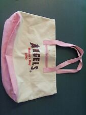 L.A. Angels Tote Bag, Ladies Pink & White Mothers Day 2009 SGA