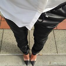 Dion Lee Line II Leather Pants